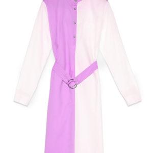 SHIRT DRESS-0279-6DRESSLILA