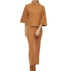 KNITTED TROUSERS-15374203156A