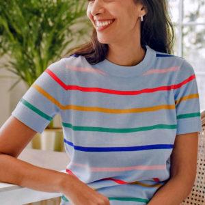 Anoki Knitted Tee - Light Blue, Daytripper Stripes-3_bea6ce3a-05fc-48f5-9091-d46786a0c41d_1800x1800