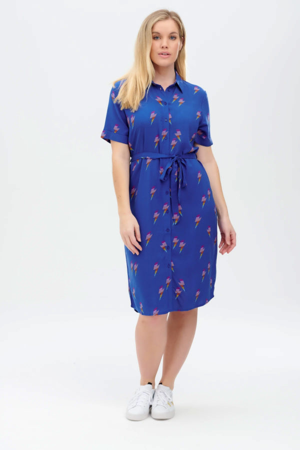 Justine Shirt Dress - Blue, Rainbow Lightning-D0542_JUSTINESHIRTDRESS_1_1_1800x1800 copy