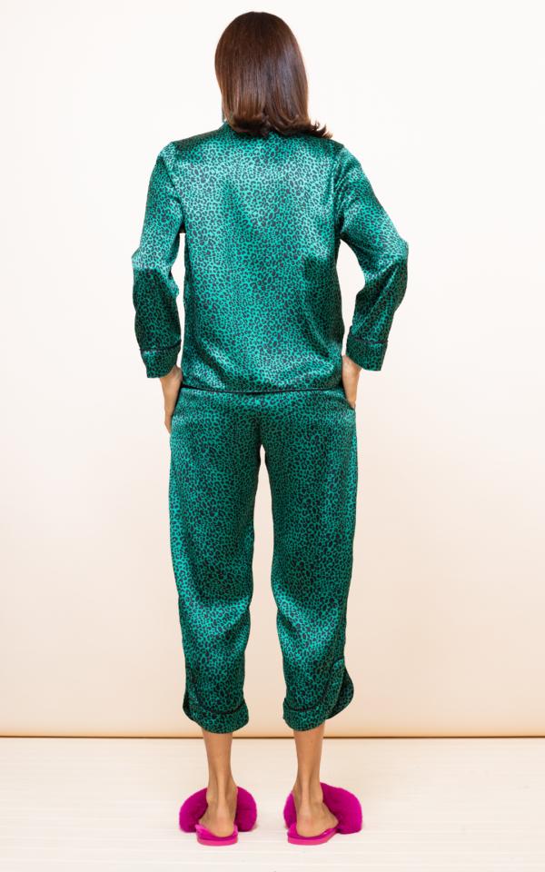 Enya Long Leg PJ Set ENYA-SMGR3
