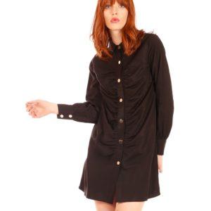 BLACK FRANCESCA DRESS-black-francesca-dress
