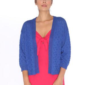 CARDIGAN POINTELLE BLUE-cardigan-pointelle-blue