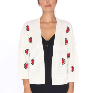 CARDIGAN WATERMELON PATCHES-cardigan-watermelon-patches