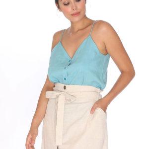 LINEN SKIRT-linen-skirt-cream111