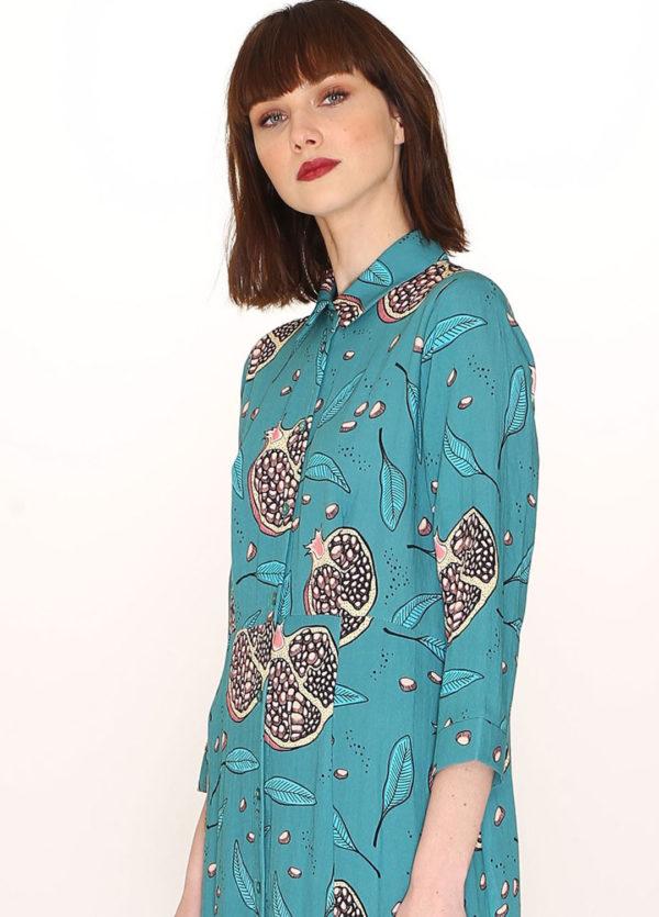 pomegranate-print-long-dress2