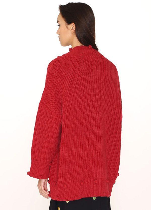 pompom-cardigan-red1