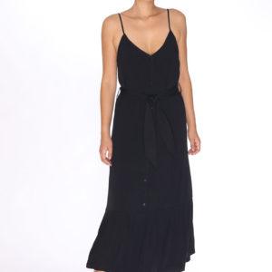 VISCOSE STEP DRESS BLACK-viscose-step-dress-black