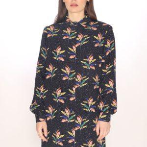 dots-petals-short-dress