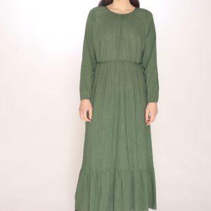 long-dress-green